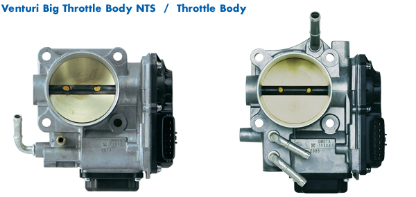 Venturi Big Throttle Body NTS / Throttle Body